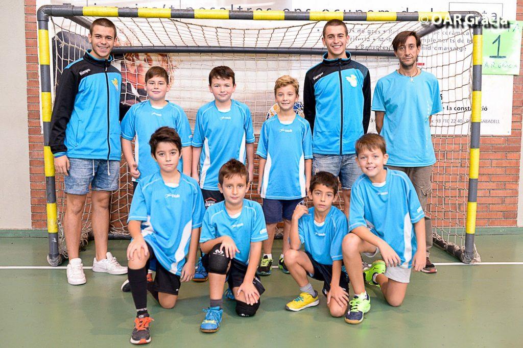 Els benjamins a Sabadell